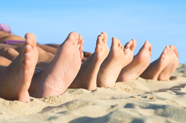 prioritise your feet this summer