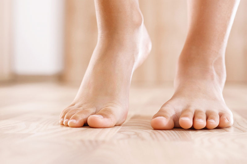 foot posture correction