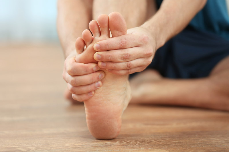 podiatrists can help with forefoot pain